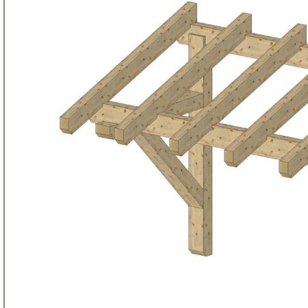 holz vordach pultvordach massivholz haust r t r berdachung holzvordach 2050 mm ebay. Black Bedroom Furniture Sets. Home Design Ideas