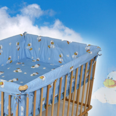 Baby laufgitter 75x100cm laufstall einlage babybett - Babybett mond ...