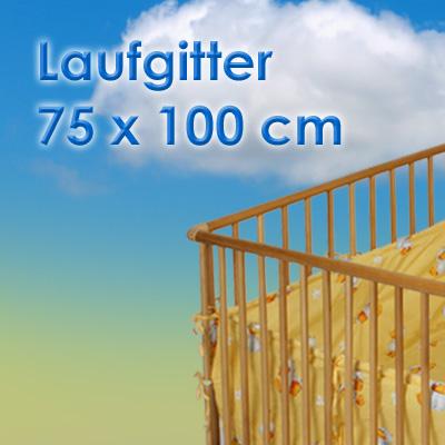 baby laufgitter 75x100cm laufstall einlage babybett. Black Bedroom Furniture Sets. Home Design Ideas