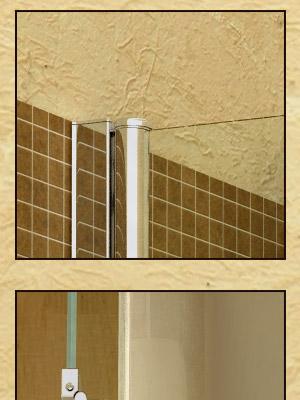 s paration de douche baignoire mur de douche paroi verre dissertation baignoire pliable ebay. Black Bedroom Furniture Sets. Home Design Ideas