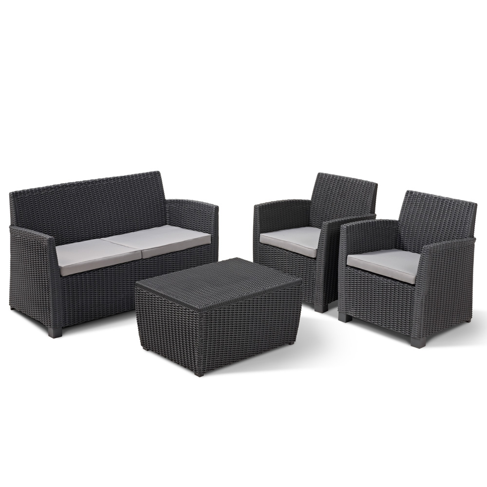 gartenm bel lounge set pictures to pin on pinterest. Black Bedroom Furniture Sets. Home Design Ideas