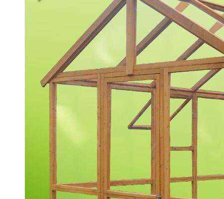 xxl gew chshaus holz treibhaus tomatenhaus gartenhaus. Black Bedroom Furniture Sets. Home Design Ideas