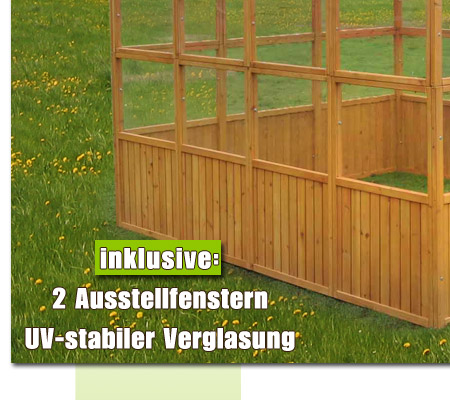 xxl gew chshaus holz treibhaus tomatenhaus gartenhaus. Black Bedroom Furniture Sets. Home Design Ideas