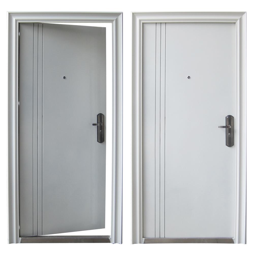 Wohnungstür kaufen  Tür Sicherheitstür Haustür Wohnungstür Haustüren 96x205cm DIN ...