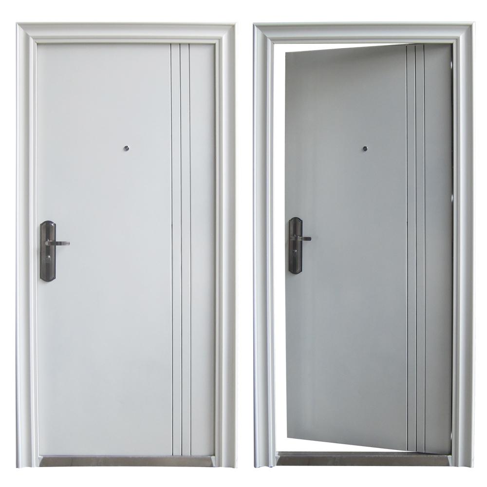 Haustür sicherheitstür  Tür Haustür Sicherheitstür Haustüren Wohnungstür 96x205cm DIN ...