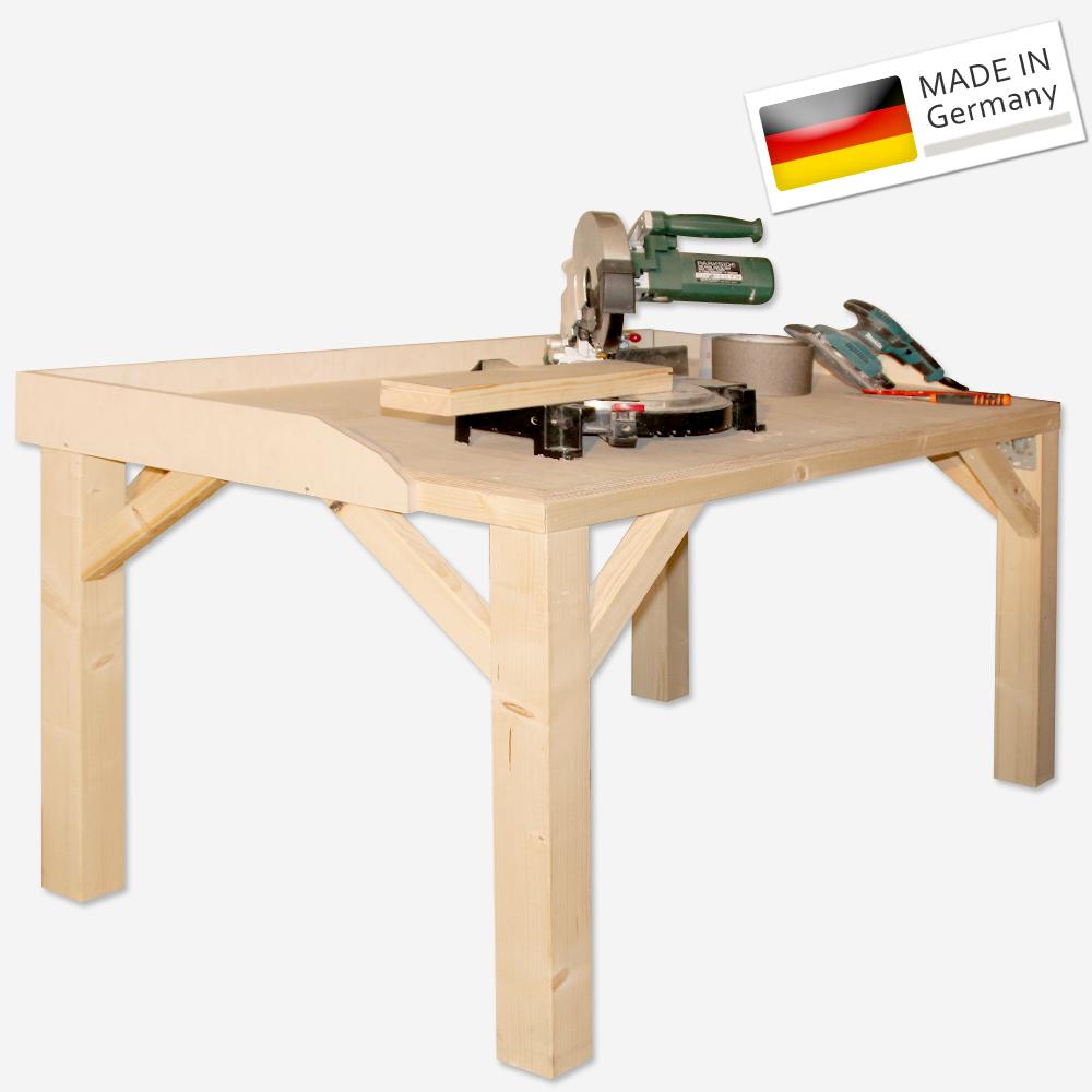 Werkbank-Werktisch-Hobelbank-Pflanztisch-Packtisch-Arbeitsplatte-Schreibtisch