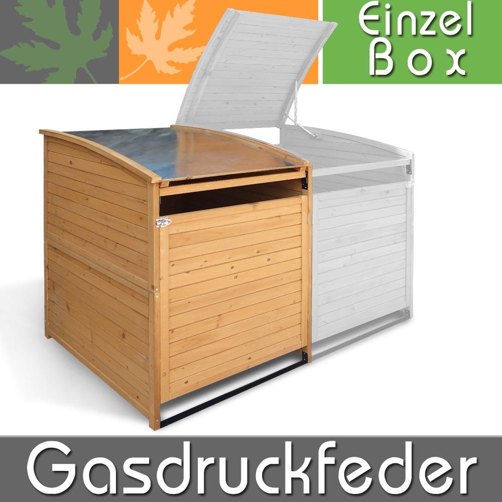 m lltonnenbox holz 240 l gartenbox m lltonnenverkleidung m lltonne m llbox ebay. Black Bedroom Furniture Sets. Home Design Ideas