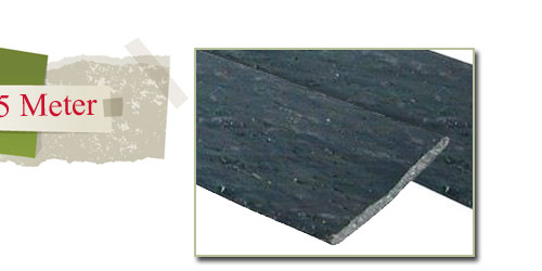 rasenkante 25m kunststoff beeteinfassung beetumrandung m hkante metall palisade ebay. Black Bedroom Furniture Sets. Home Design Ideas