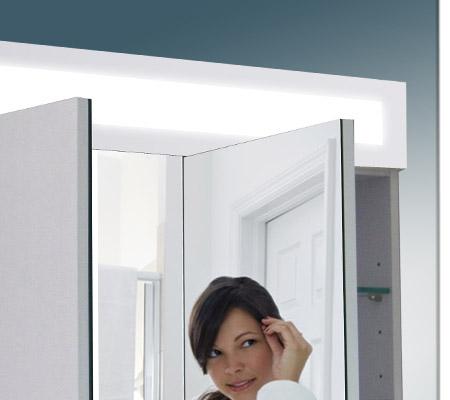 Spiegelschrank 3d effekt