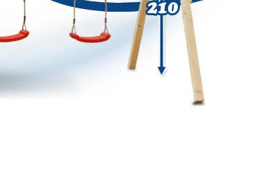 xxl spielturm spielhaus kletterturm rutsche schaukel baumhaus stelzenhaus ebay. Black Bedroom Furniture Sets. Home Design Ideas