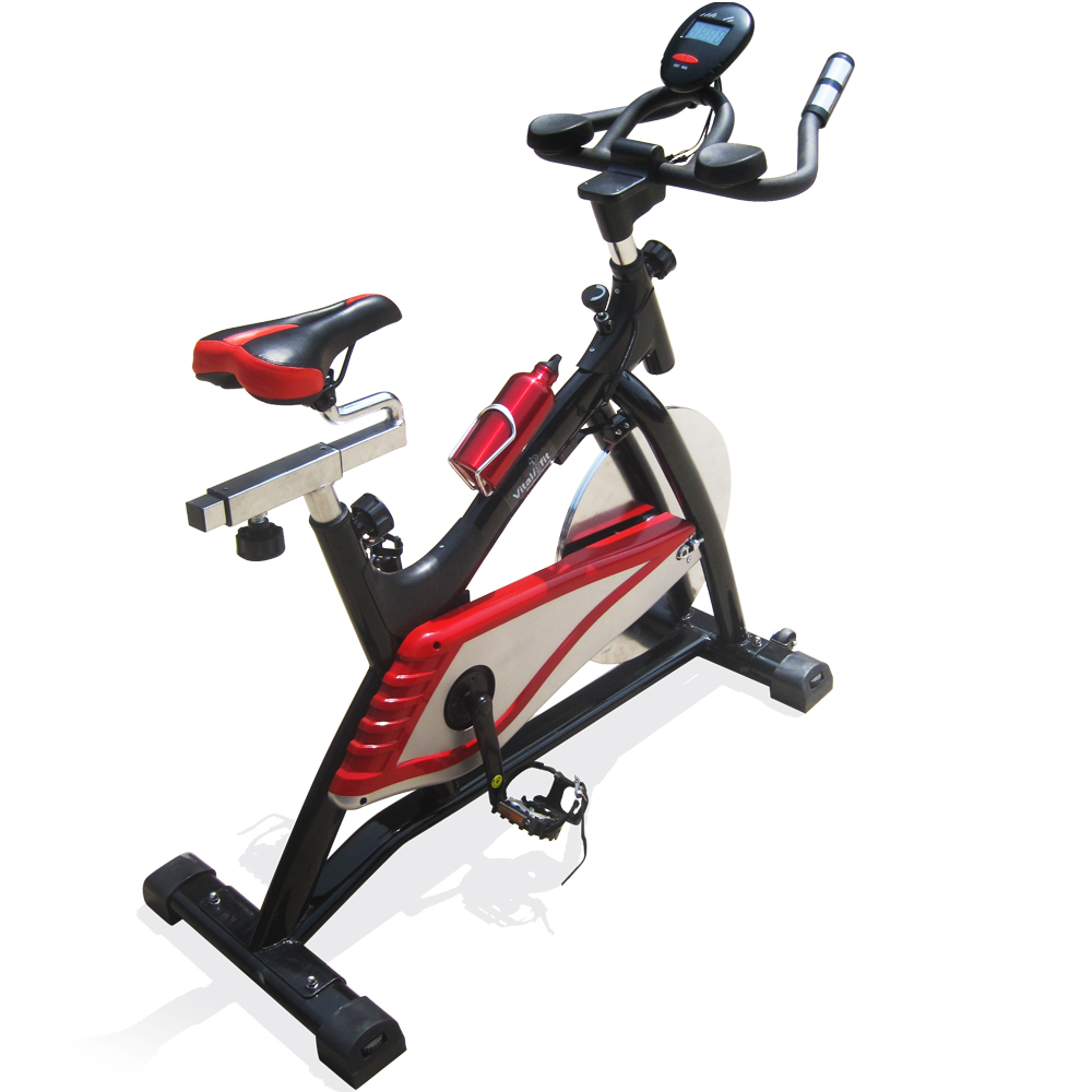 fitness indoor speed bike heimtrainer fahrrad spinner cycle rad racer schwungrad ebay. Black Bedroom Furniture Sets. Home Design Ideas