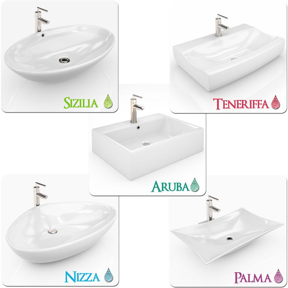 design waschbecken aufsatzwaschbecken waschtisch. Black Bedroom Furniture Sets. Home Design Ideas